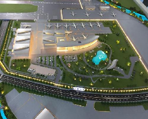 舟山波音737交付中心停车场项目