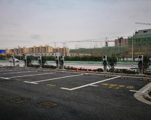 徐泾北城站充电站项目