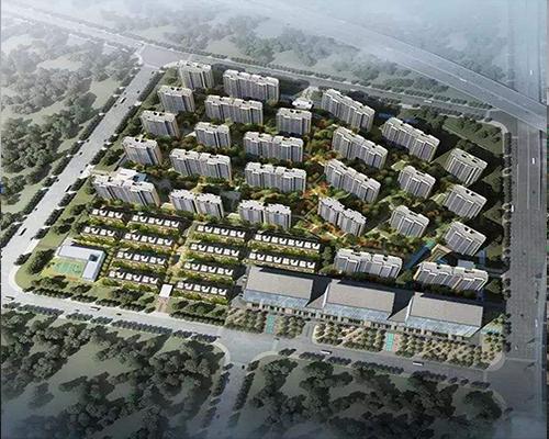 武汉美加湖滨新城地下车库充电站项目